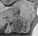 FRAGMENT: A YOUTH WEARING A MANTLE