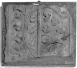 Fragment of an enriched pilaster
