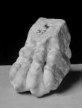 Base of the foot of a piece of Roman furniture: the paw of a lion-type support