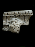 FRAGMENT OF THE ABACUS OF A COMPOSITE CAPITAL (?)