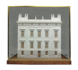 Model for the New State Paper Office, London, west front & adjacent bays as executed, (designed by Sir John Soane)