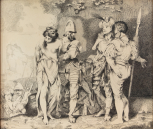 <i>Banditti with captives</i>