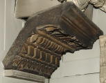 Section of an unidentified Roman cornice