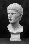 Later neo-classic bust of a youth in the Roman early imperial style