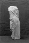 A miniature replica of the Melpomene of Miletus