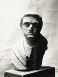 Bust of a Roman private citizen of the Imperial second century