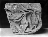 Fragment of a frieze or carved relief panel