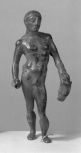 Statuette of the young Herakles (Hercules)