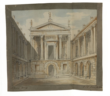 image SM J. Soane/MS for/History/13 LIF/and/Ealing/4