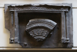 Model for a chimneypiece, French