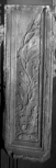 SECTION OF A CARVED TRIANGULAR PILLAR