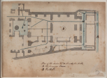 <i>Plan of the drains at 13 Lincoln's Inn Fields</i>