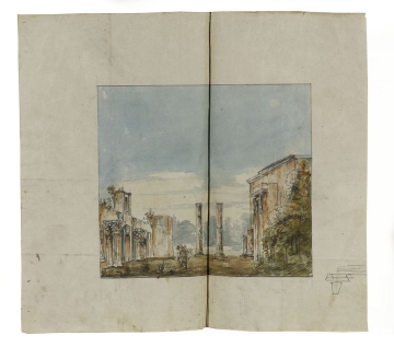 image SM J. Soane/MS for/History/13 LIF/and/Ealing/3