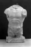 Torso of an<i> apoxyomenos</i>
