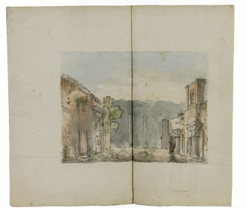 image SM J. Soane/MS for/History/13 LIF/and/Ealing/2