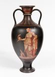 Wedgwood 'Etruscan' vase, early 19th century (pair with A11).