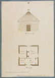 SM 'Miscellaneous / Drawings / of / Architectural / Designs' volume 59/168 and 169