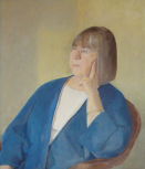 <i>Portrait of Margaret Richardson</i>
