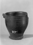 A South Italian <i>skyphos</i> (two-handled deep wine cup)