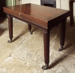Table by ?John Robins (1776-1828), early nineteenth century, probably c.1834-35