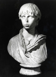 Portrait bust of Polydeukes, favourite of Herodes Atticus