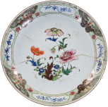 Plate, Chinese or Japanese