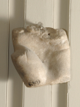 A colossal left hand from the statue of a major male dvinity or Emperor, pair with Soane M691