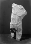 Graeco-Roman torso of an oil-pourer