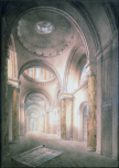 <i>Design for the Royal Gallery in the House of Lords</i>