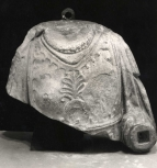 Upper section of the torso of a statue of the Aphrodite of Aphrodisias