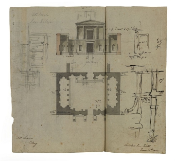 image J. Soane/MS for/History/13 LIF/and/Ealing/5