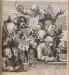 <i>The Chorus of Singers (or Rehearsal of the Oratorio 'Judith')</i>