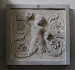 Cast of a relief from the base of a Roman candelabrum