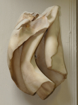 A fragment of drapery