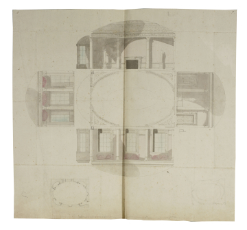 image 'Miscellaneous / Drawings / of / Architectural / Designs' volumes 59/6 and 59/7