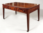 Rectangular table, English, unknown maker, early nineteenth century