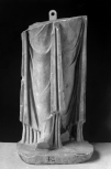 Lower part of an archaistic <i>kore</i> or Roman<i> spes</i> type statue