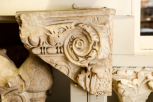 Fragment of a Roman Composite pilaster capital